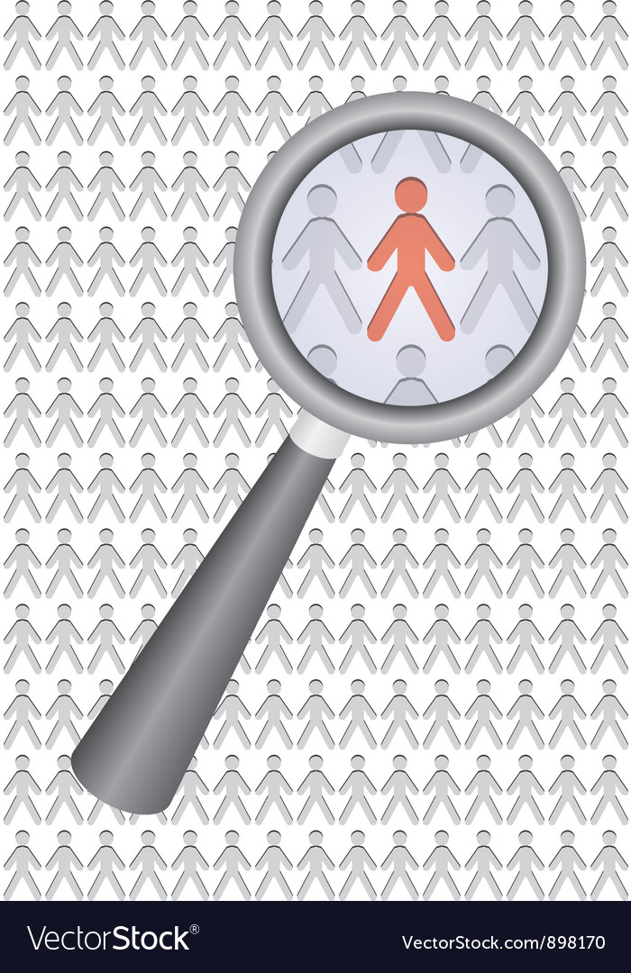 Find a leader vector image