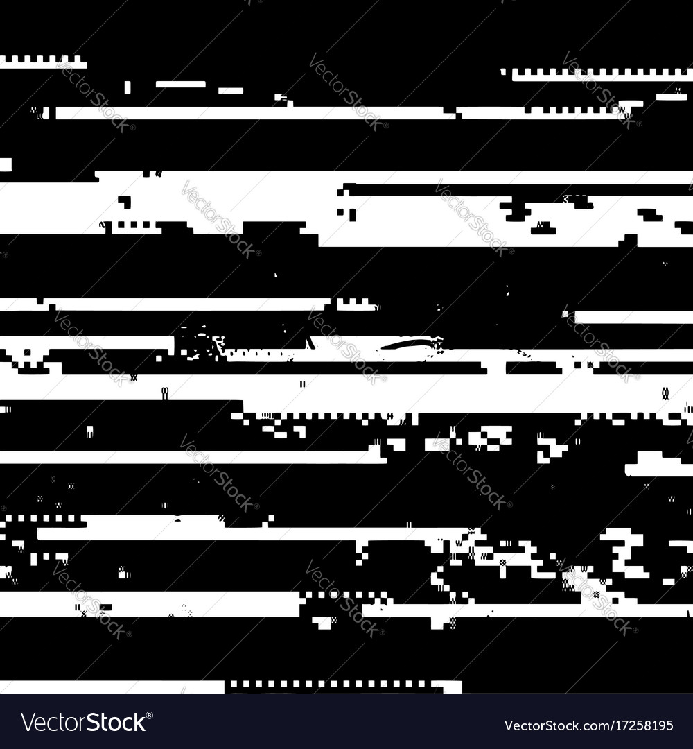 Glitch background digital pixel noise texture