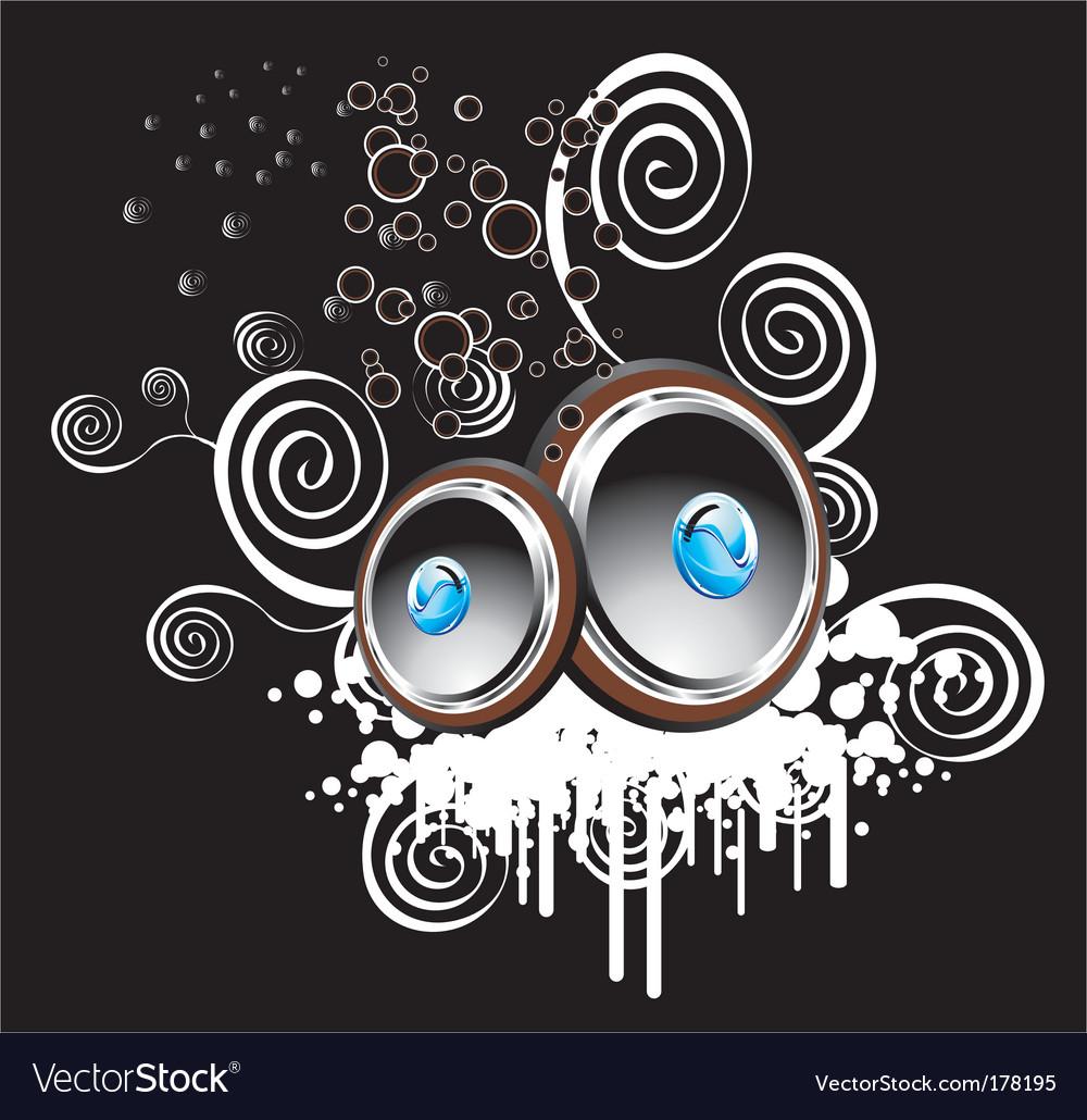 speakers wallpaper. gradientmusic speakers on