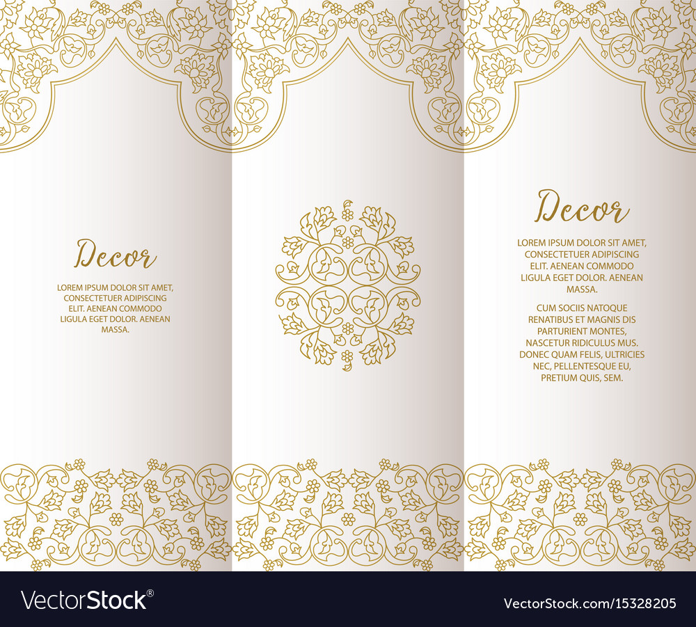 Design element templates