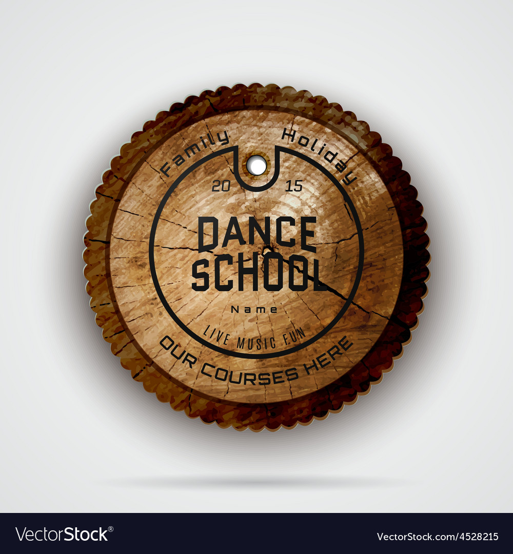 School of Dance badges logos and labels for any