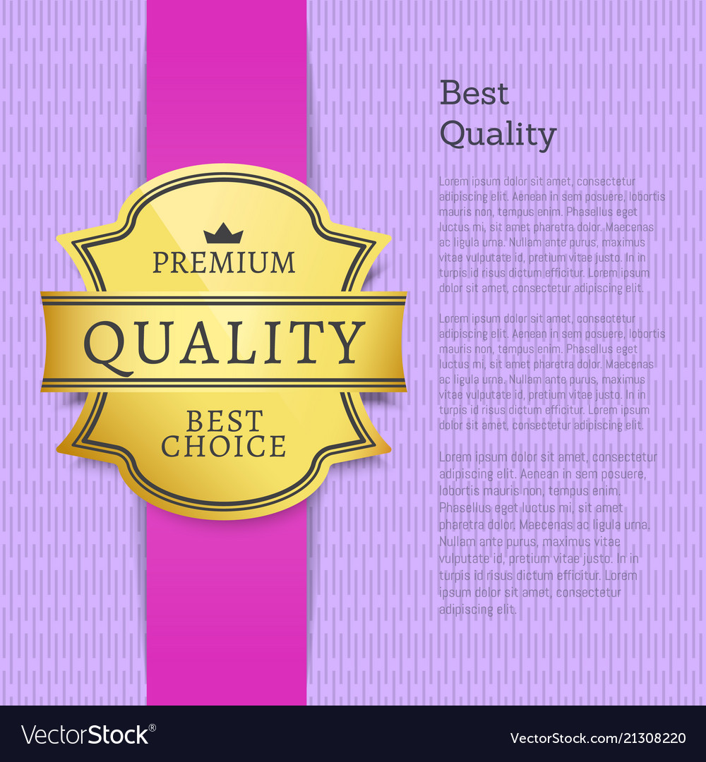 Best quality premium super choice purple poster