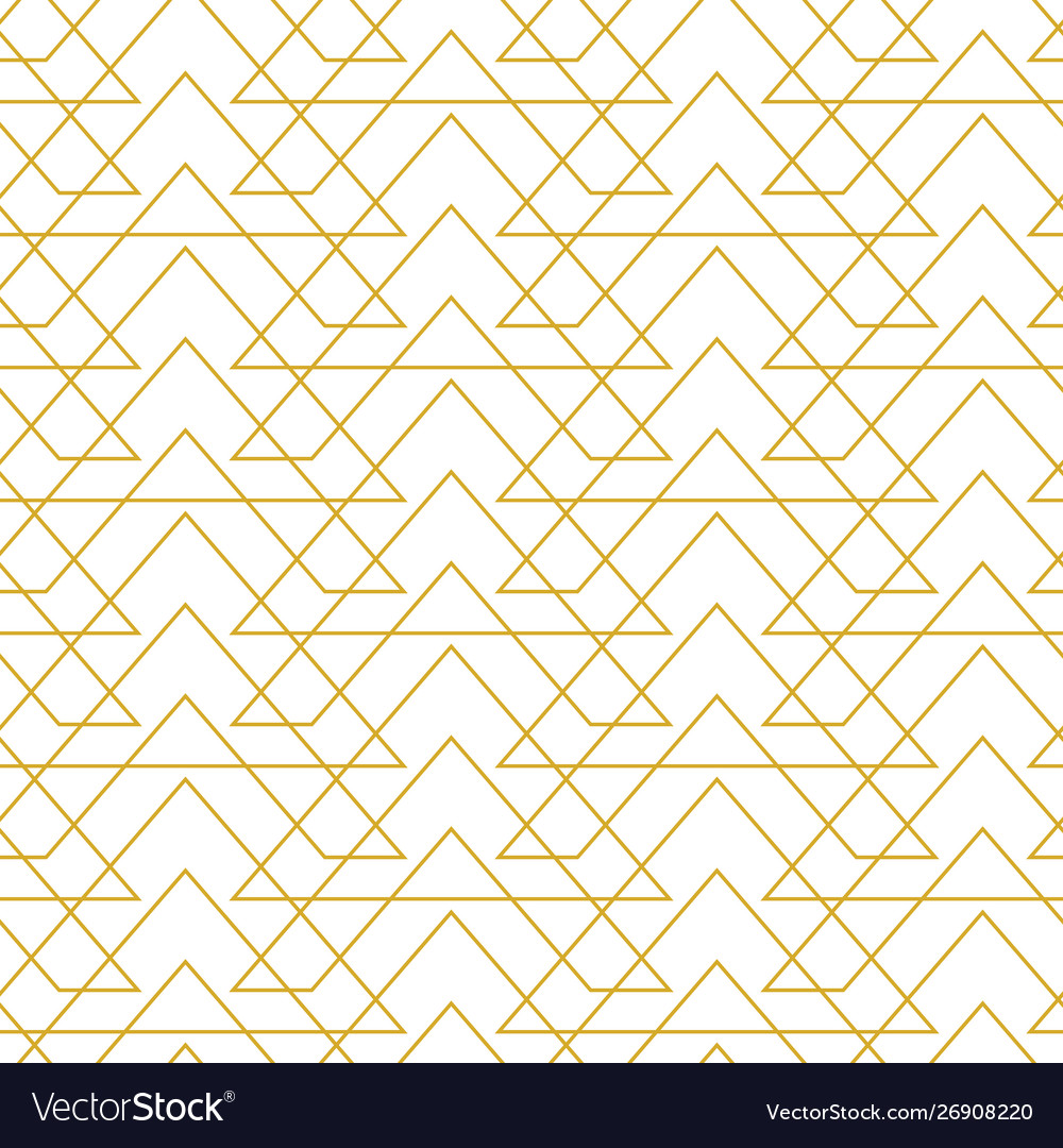 Geometric elegant seamless pattern
