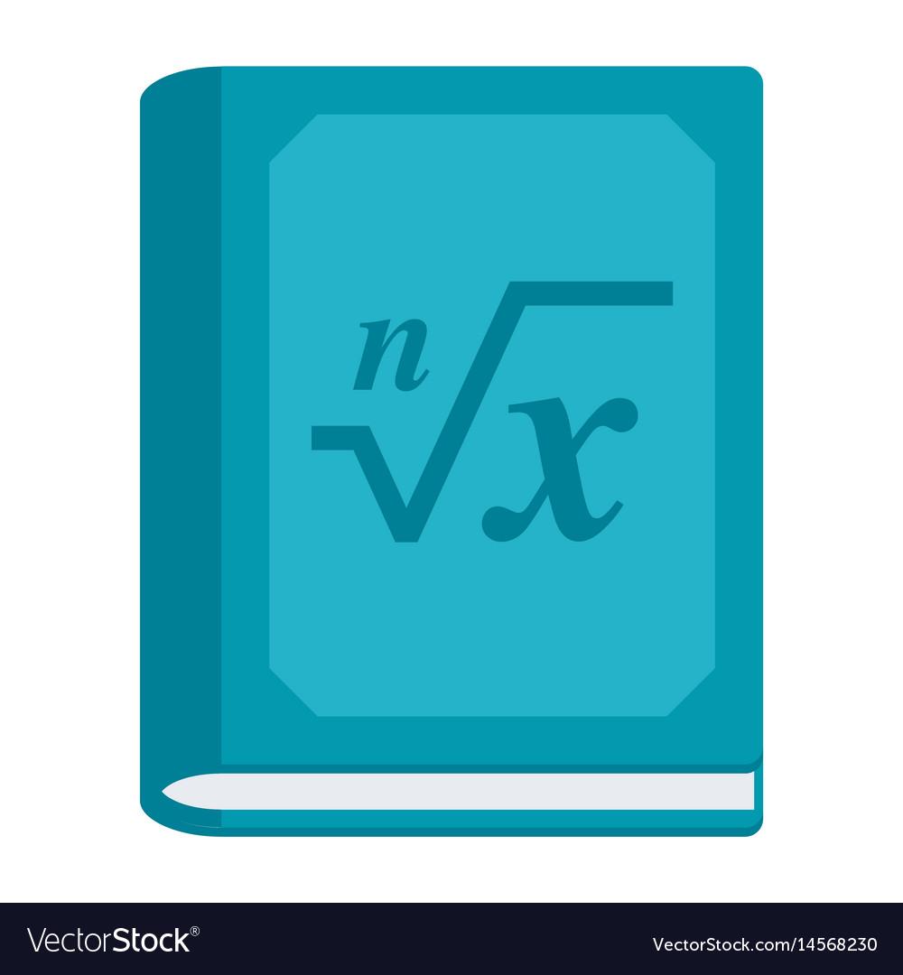 Math book icon