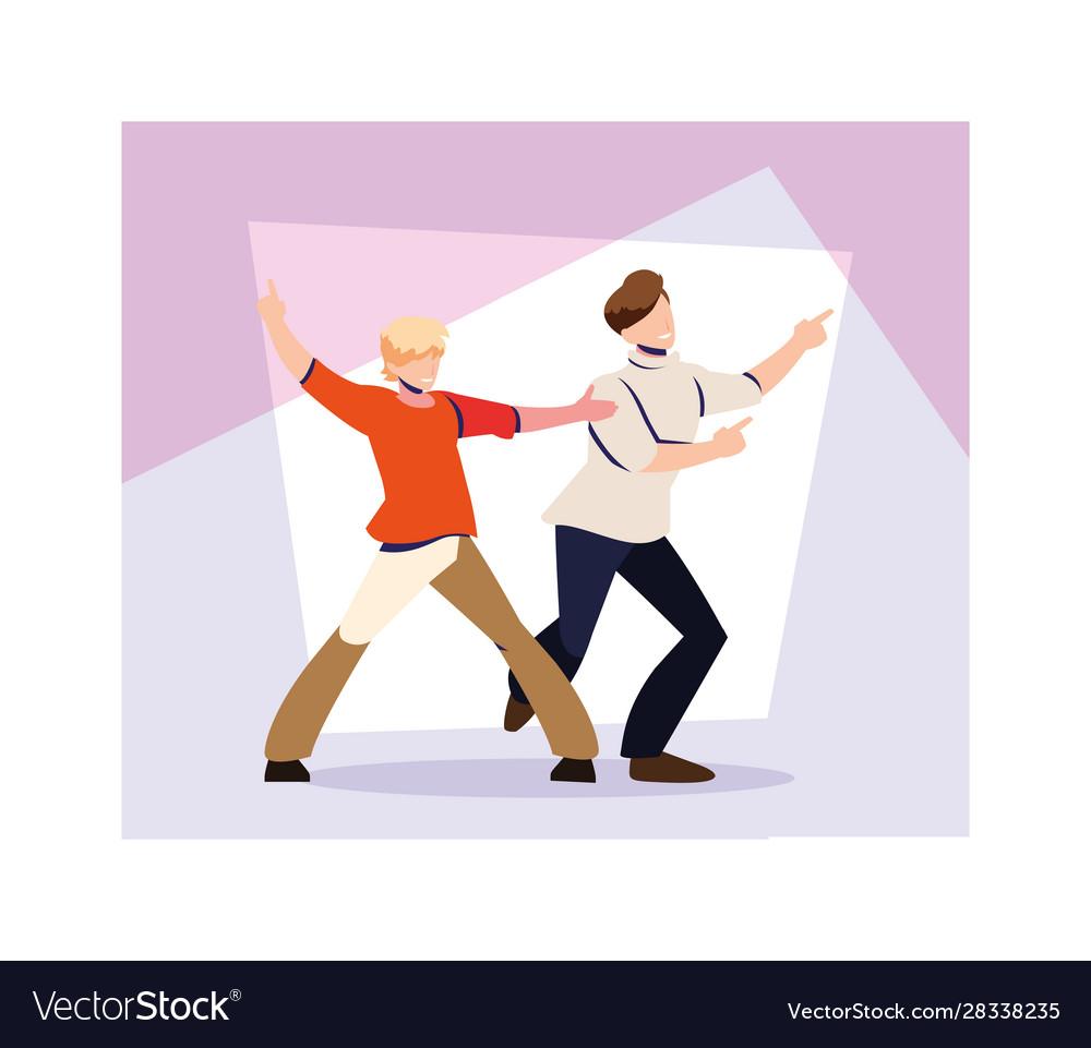 Танцы для мужчин в клубе ночные клубы красноярска работа