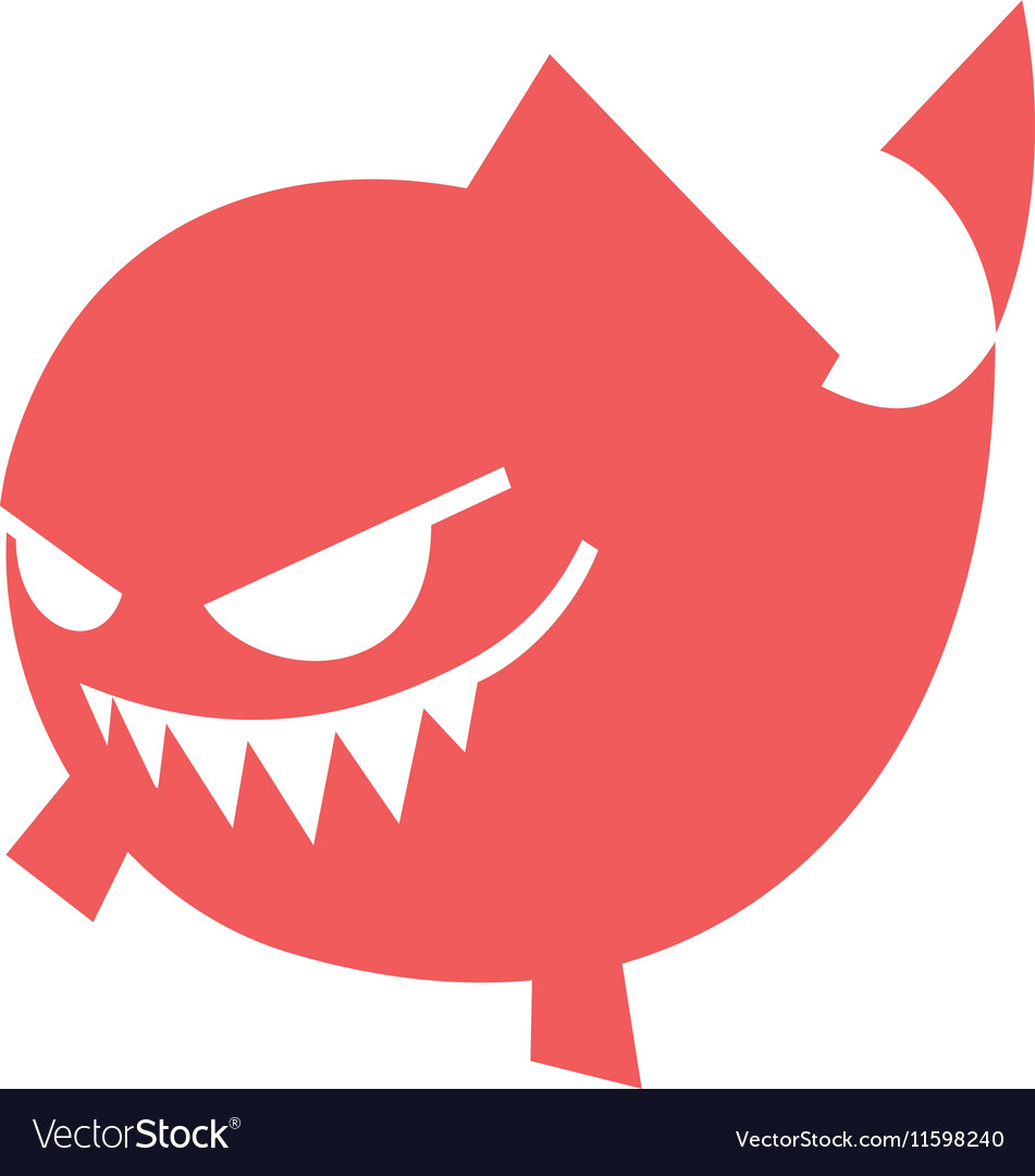 Mean & Fish Vector Images (41)