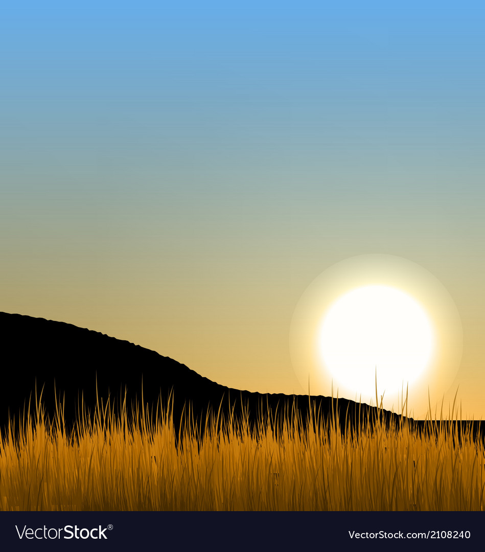grass field sunrise. Modren Sunrise Throughout Grass Field Sunrise V