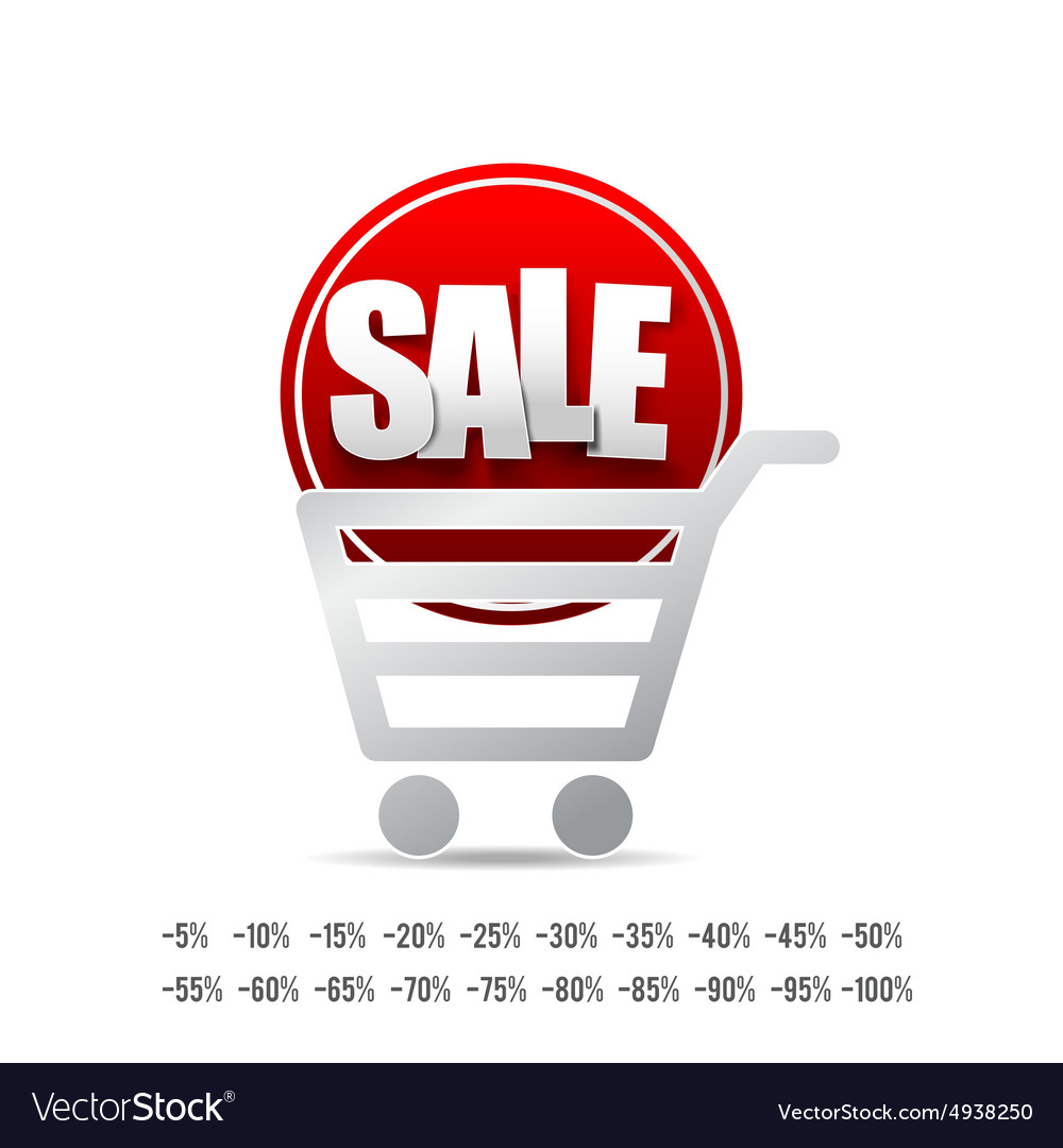 Sale text with tag banner on white background 007