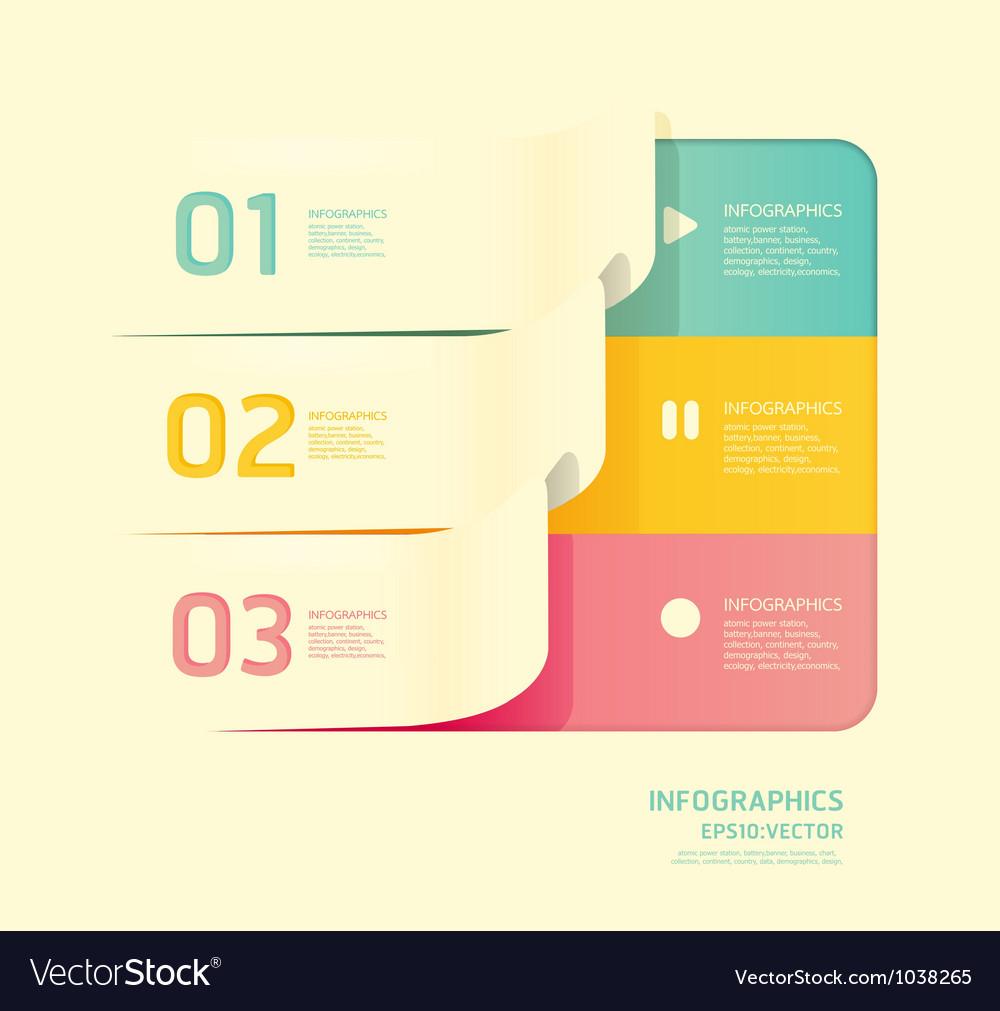 Modern soft color Design template