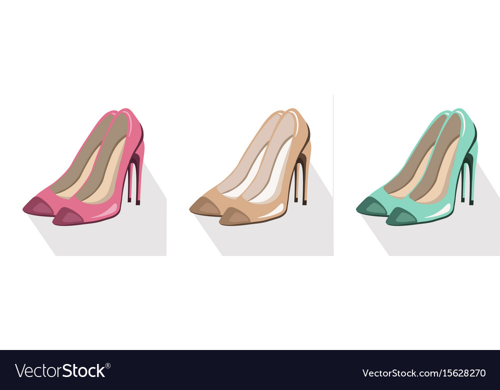 Sexy lady shoes