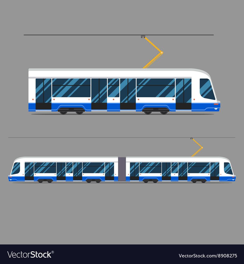 Set mass rapid transit urban vehicles