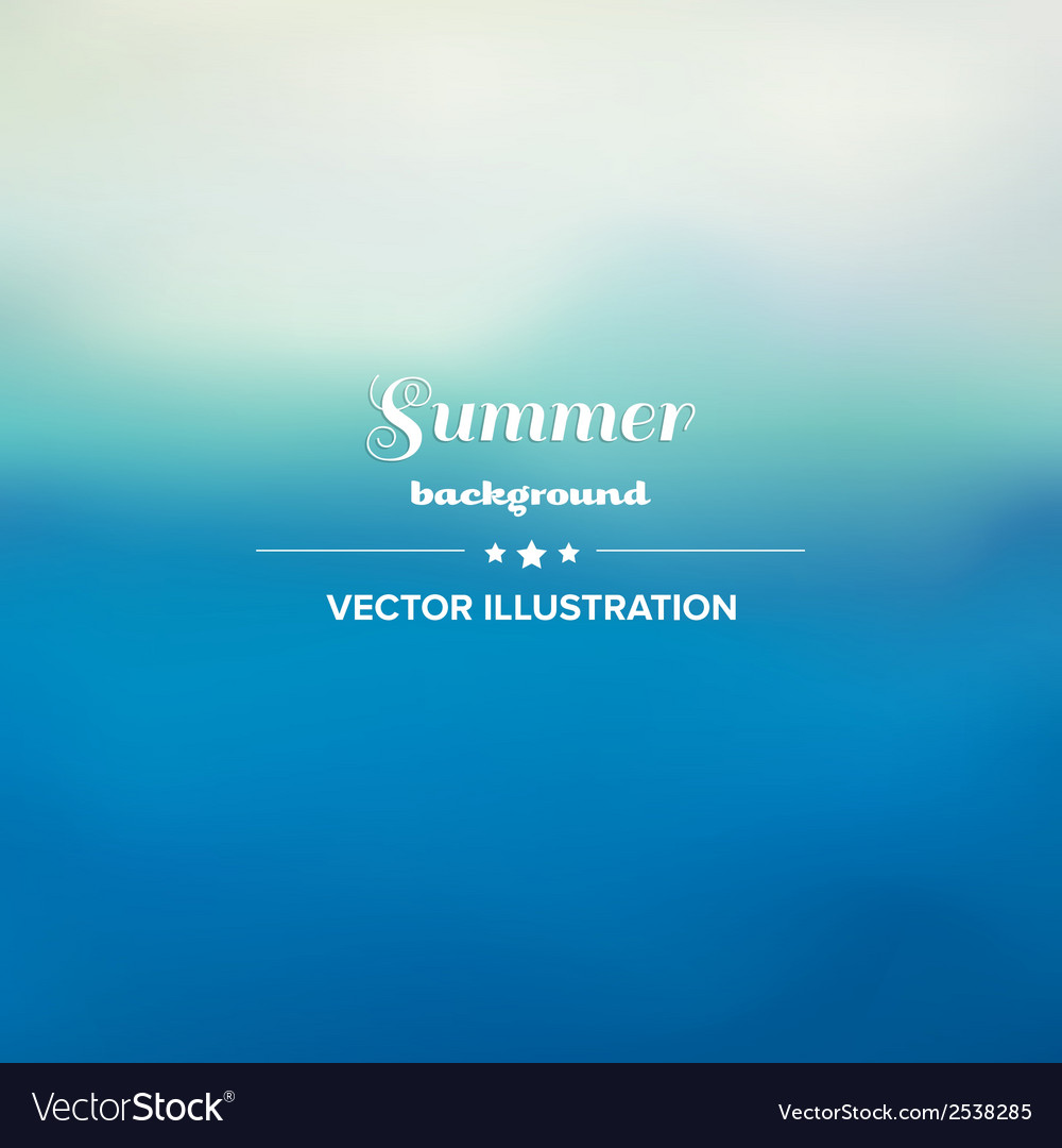 Vintage summer sea abstract background