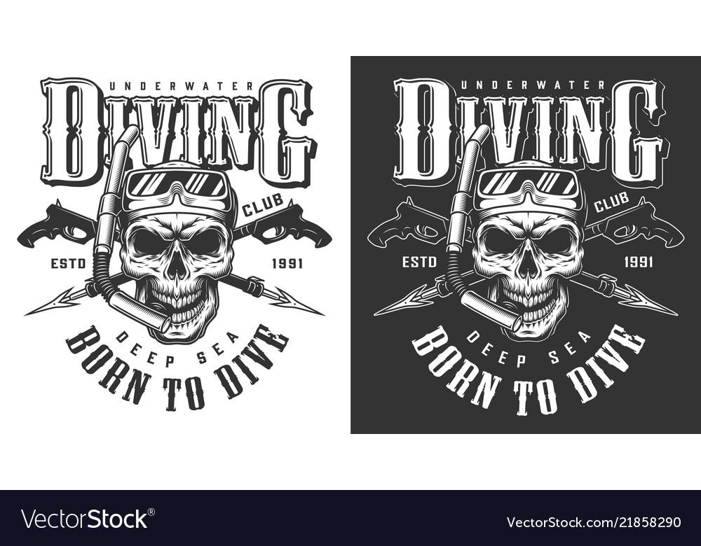 Diving apparel design