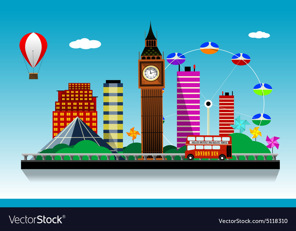 London city background