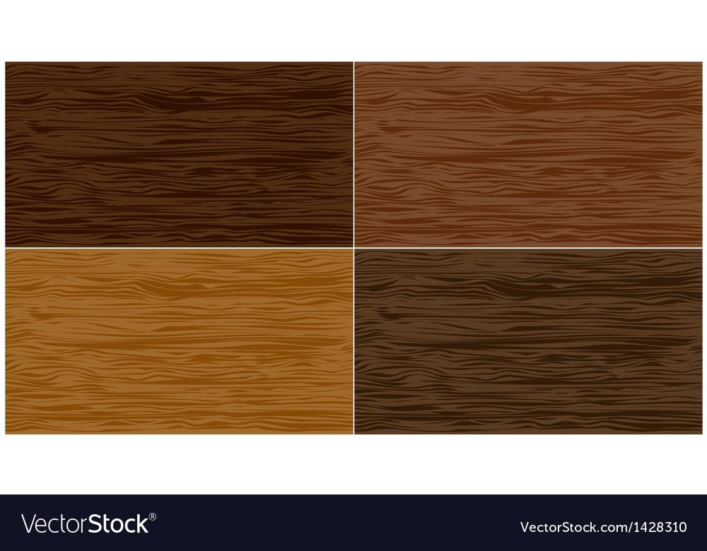 Set wood patterns