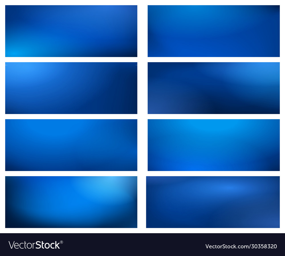 Blurry business blue backgrounds