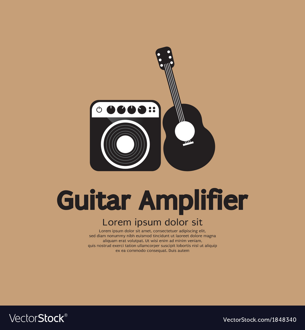 Guitar And Amplifier