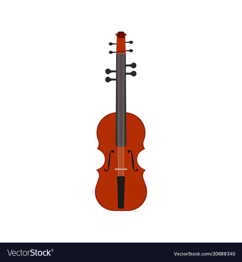Violin music instrument musical icon classical