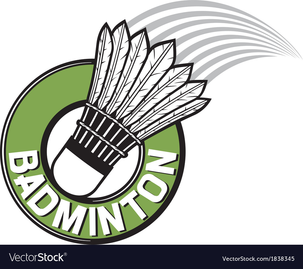 Badminton label