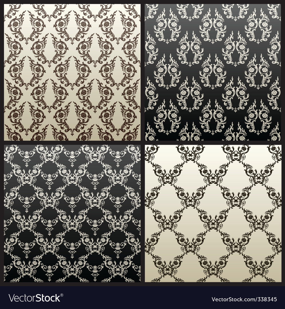 wallpaper vintage pattern. Vintage Wallpaper Pattern
