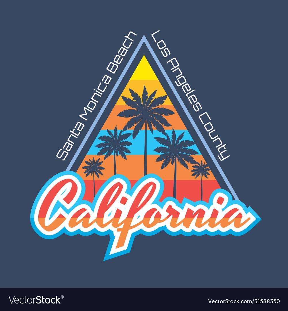 California - concept