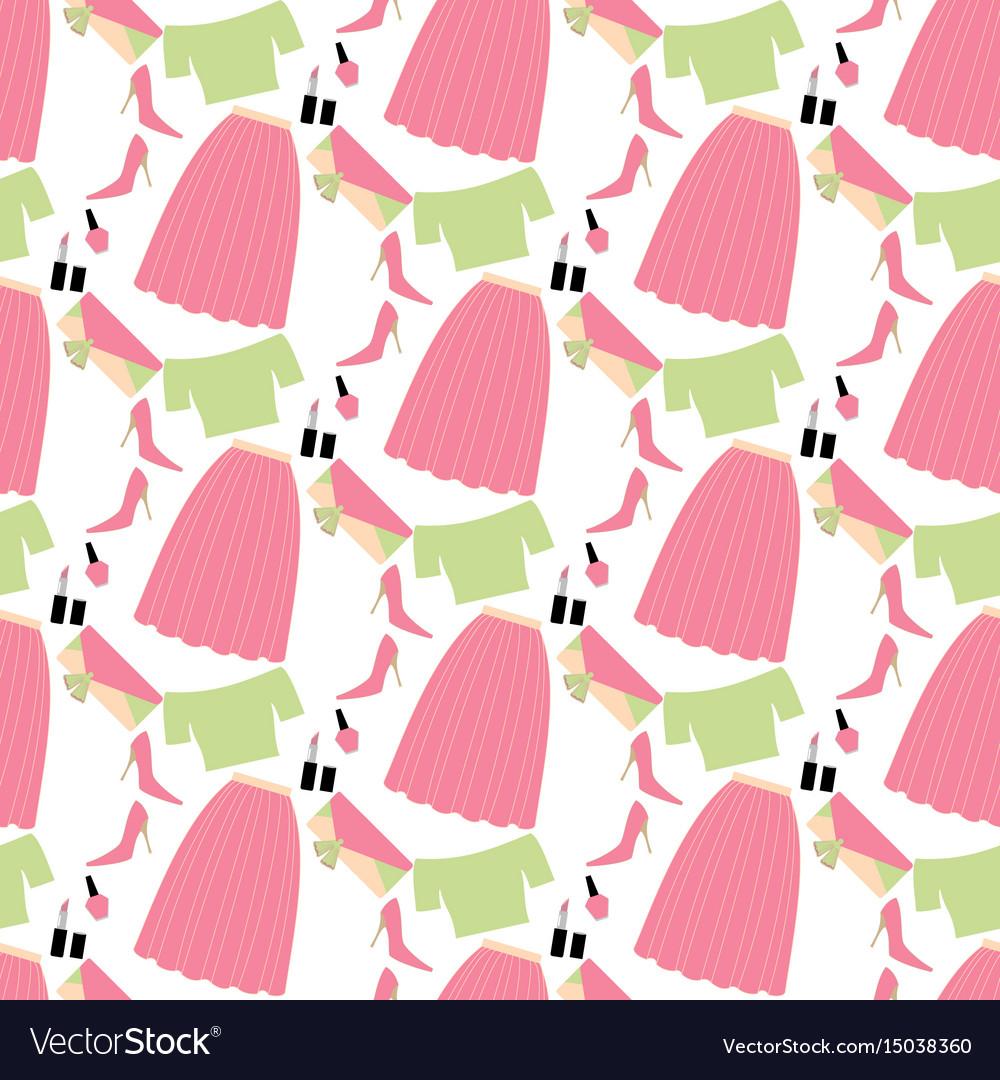 Fashion look pattern