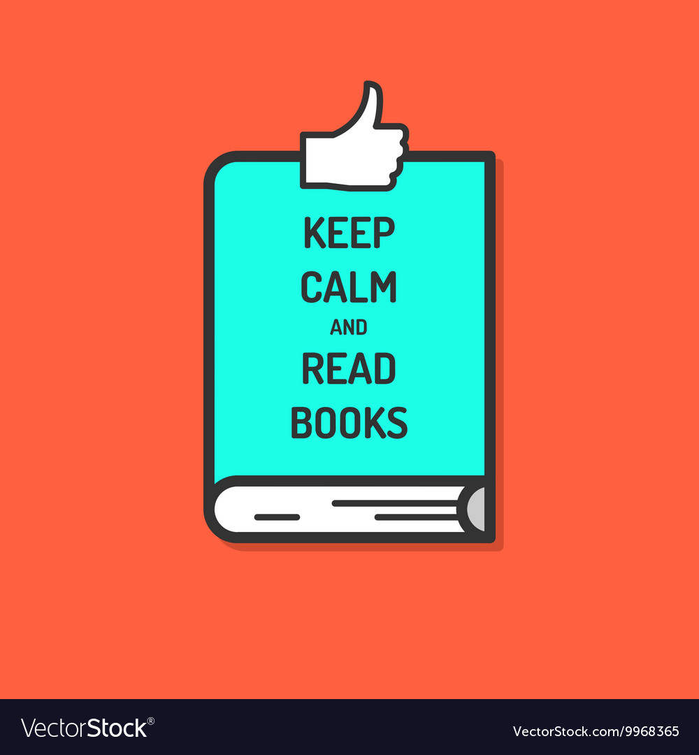 Keep Calm Book Font