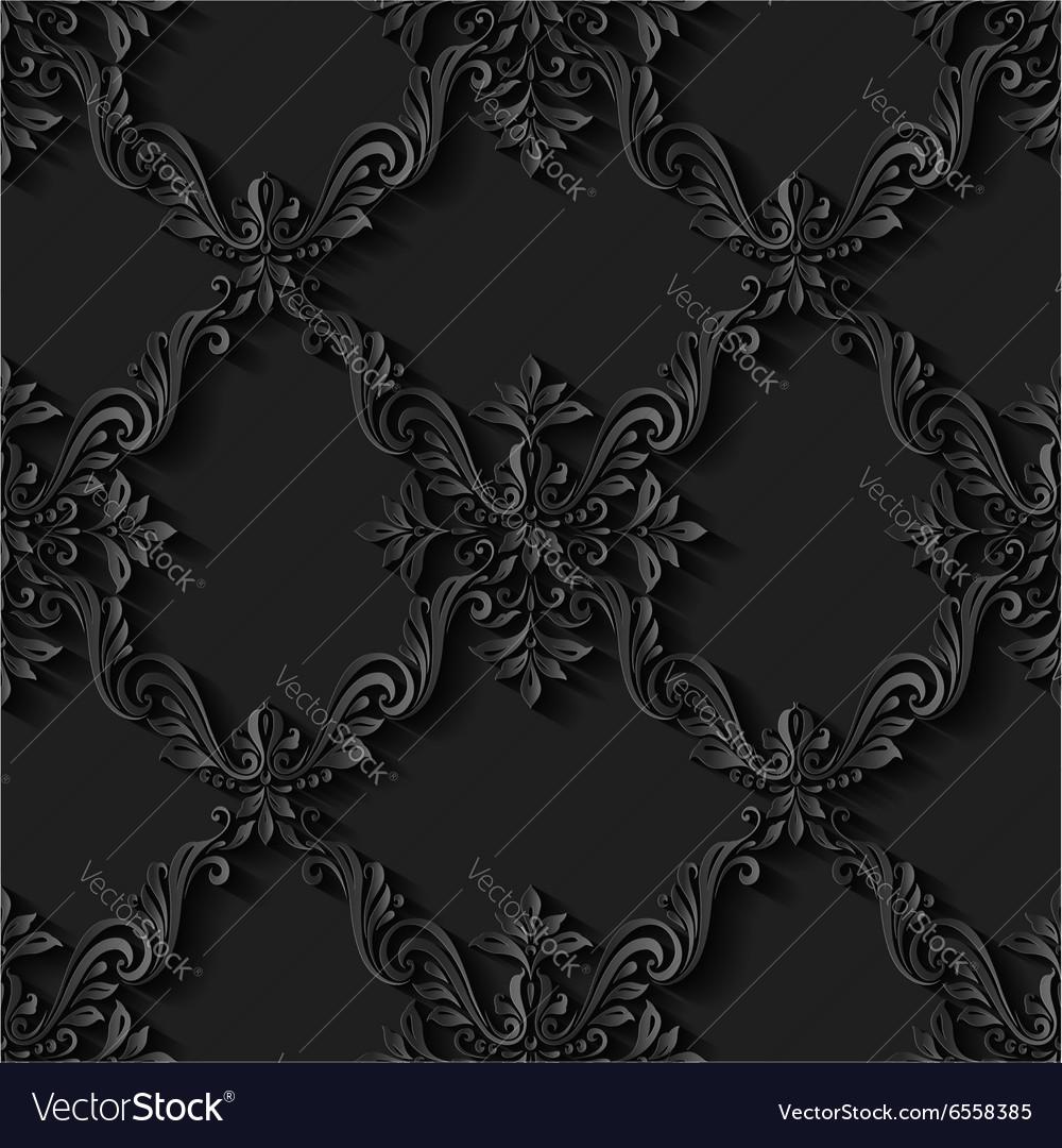 Vintage pattern background