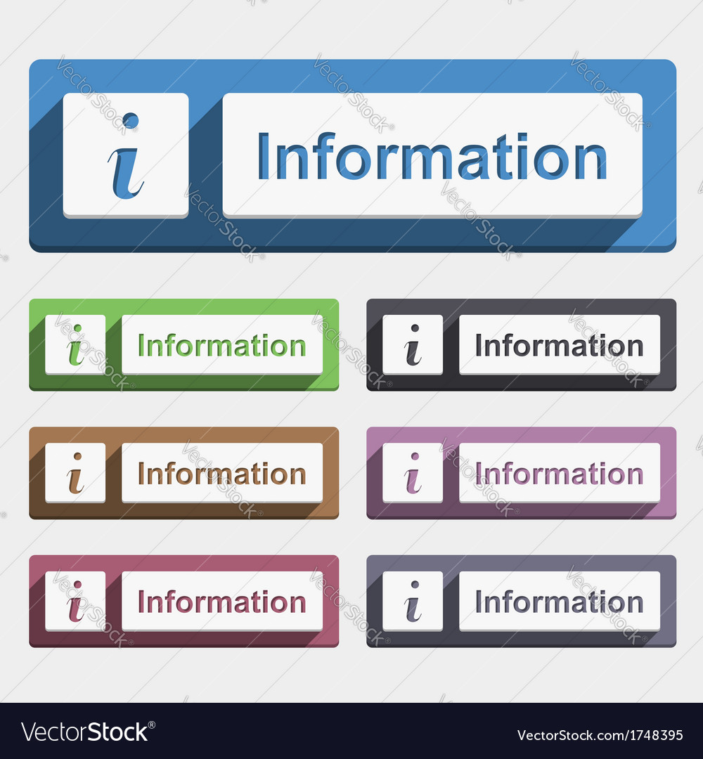Information Button
