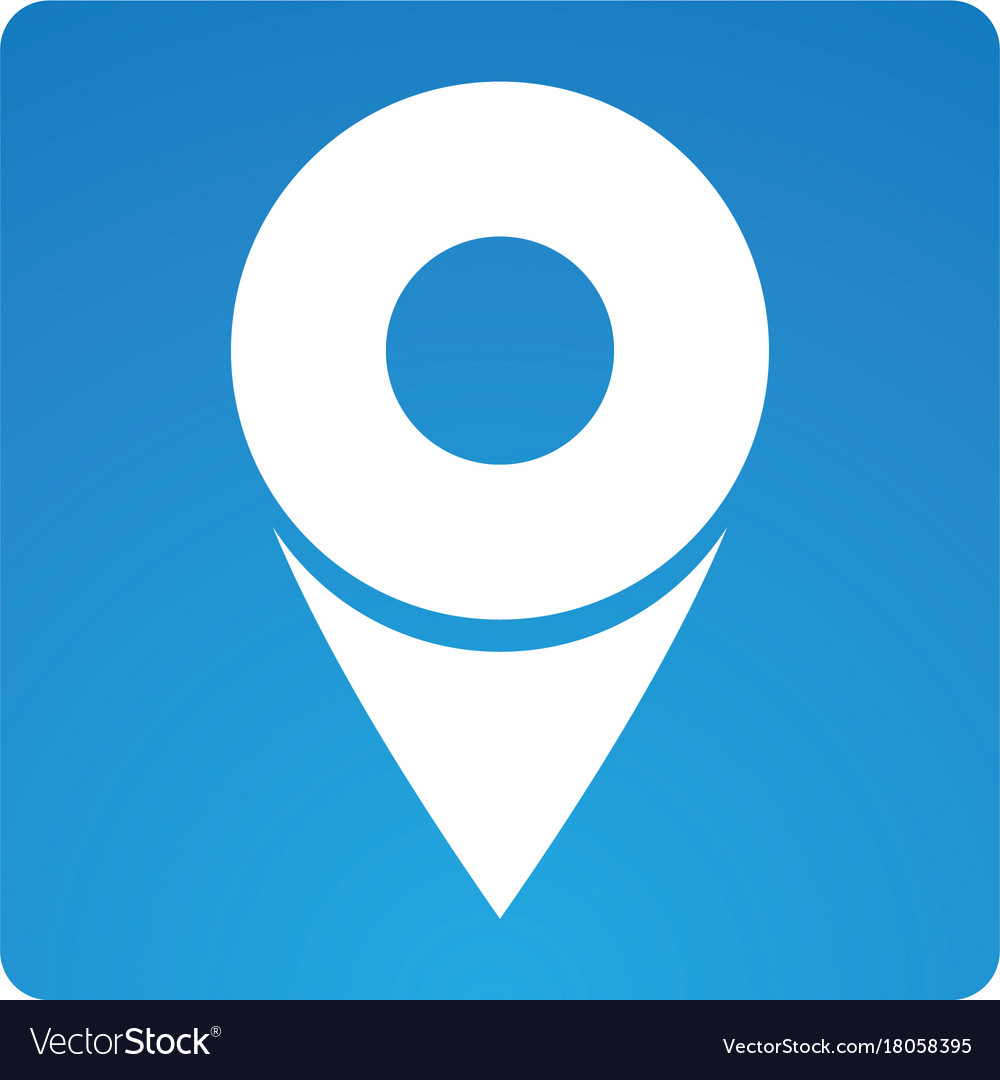 Maps Compass Signs And Symbols Logo Royalty Free Vector