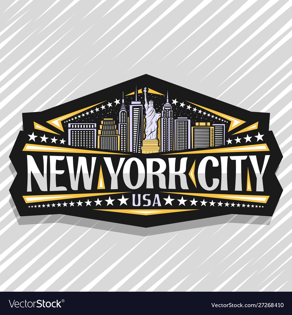 Logo for new york city