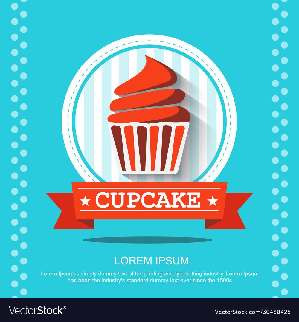 Flat cupcakes