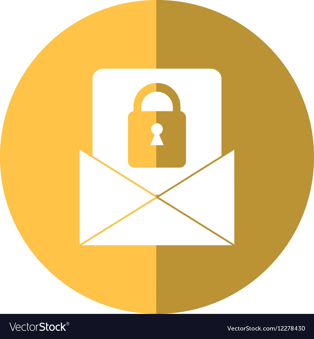 Email message security system technology shadow