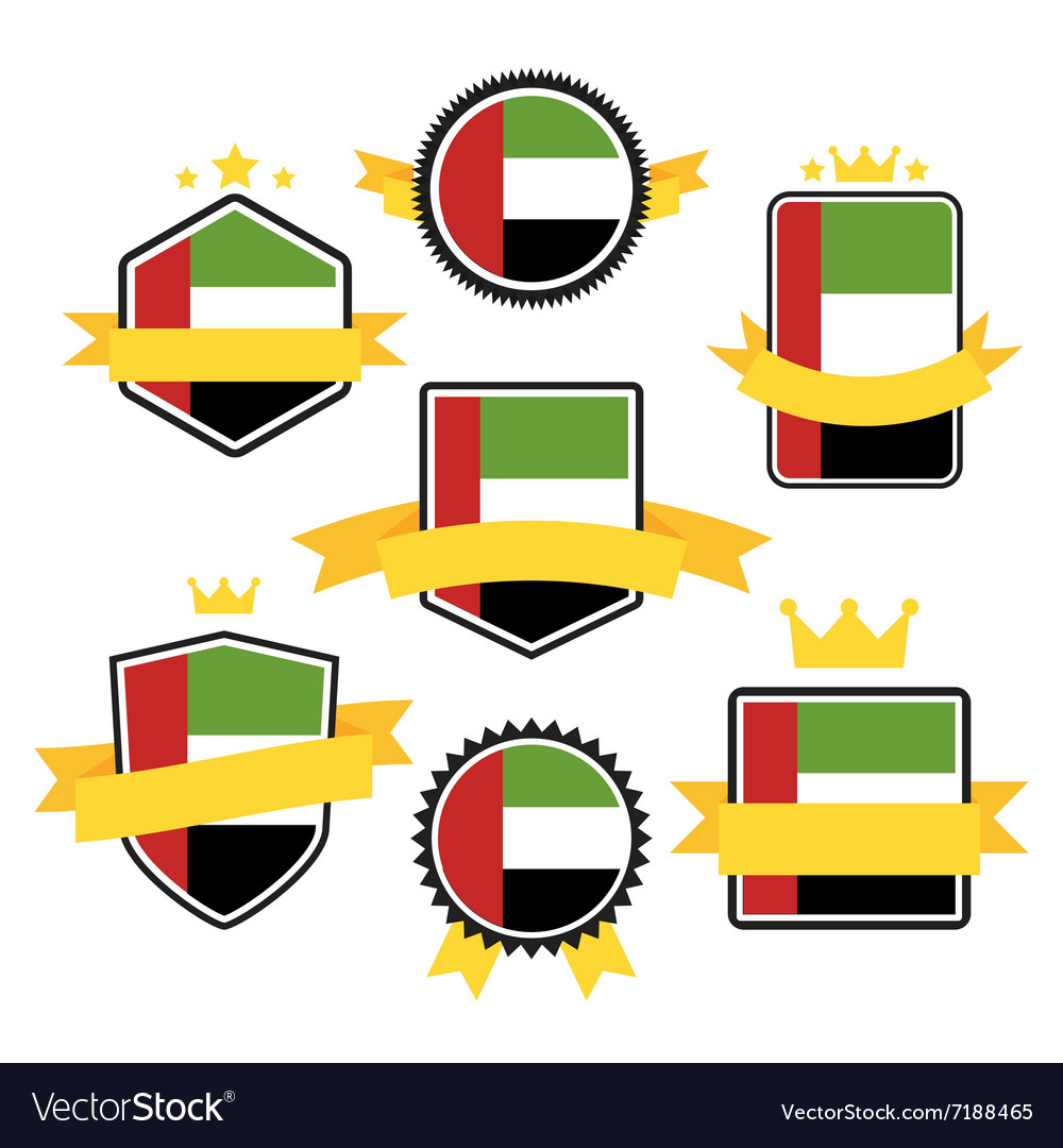 World Flags Series Flag of United Arab Emirates