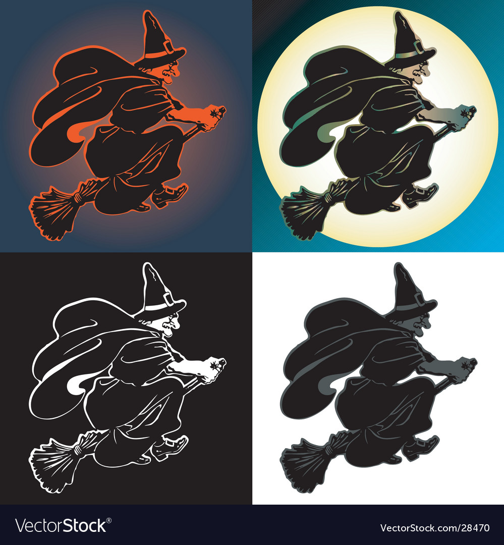 Versions of the witch