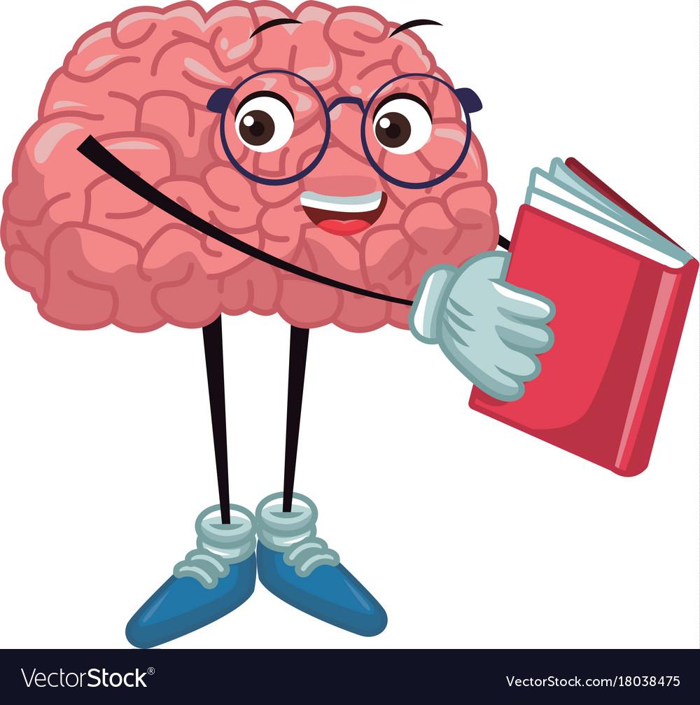 brain picture cartoon human brain cartoon royalty free
