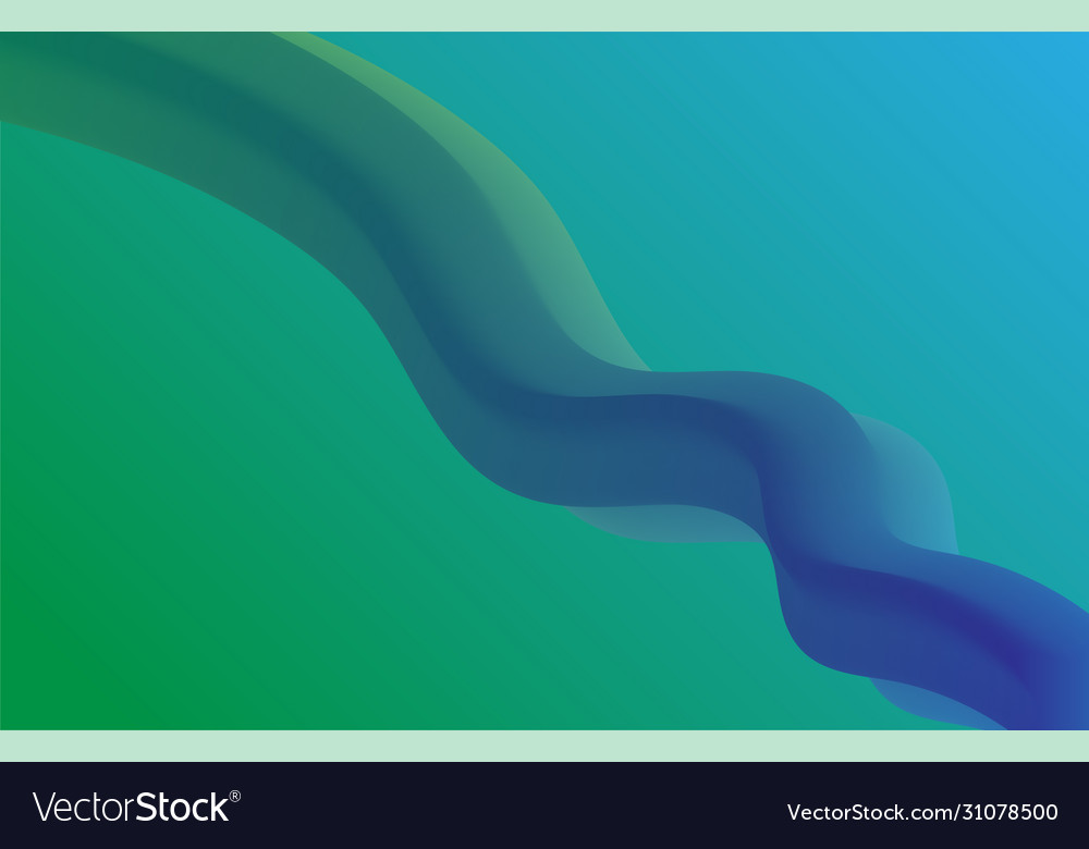 Abstract gradient pattern design
