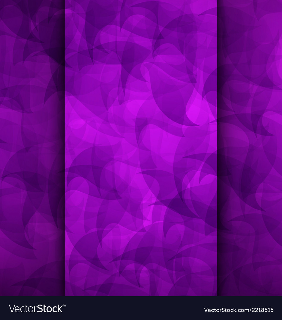 Purple Abstract Background Royalty Free Vector Image