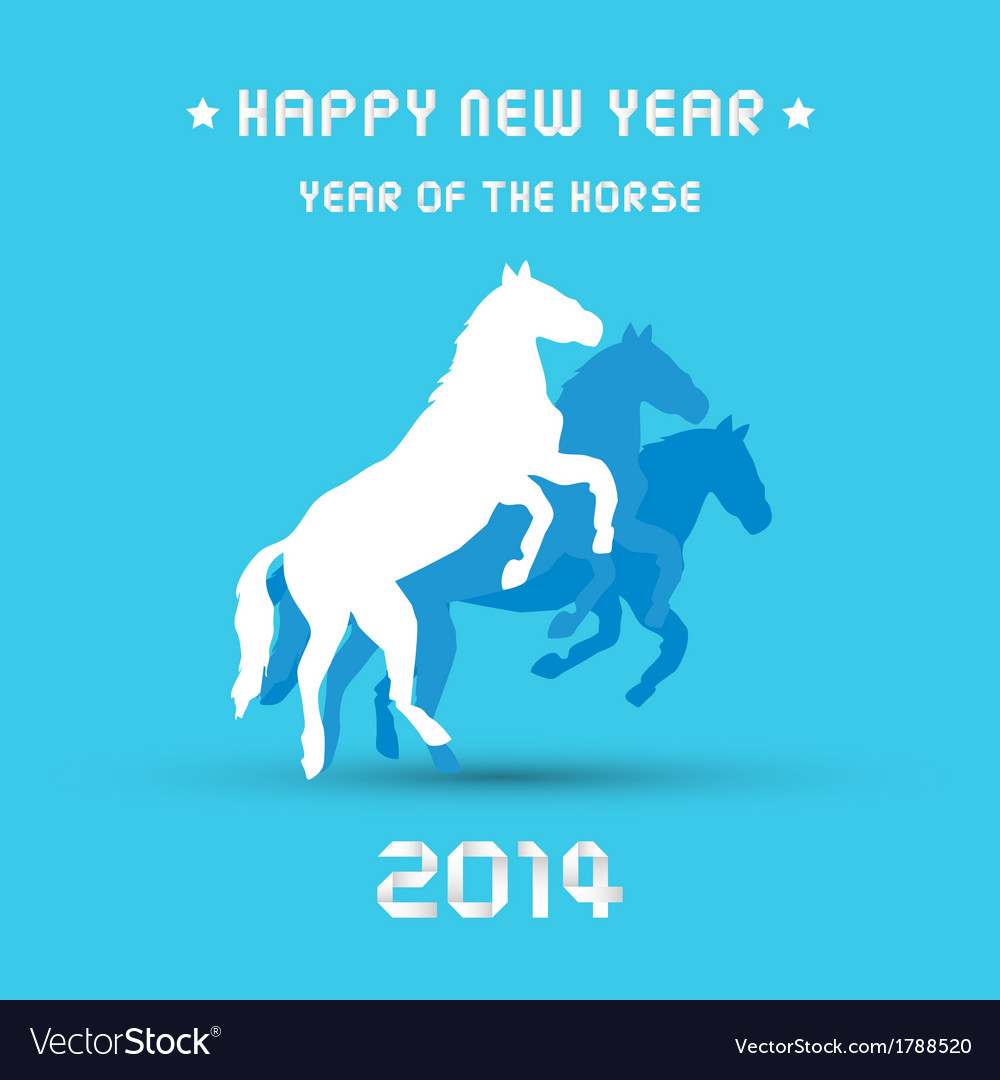 Happy New Year Horse Images 19