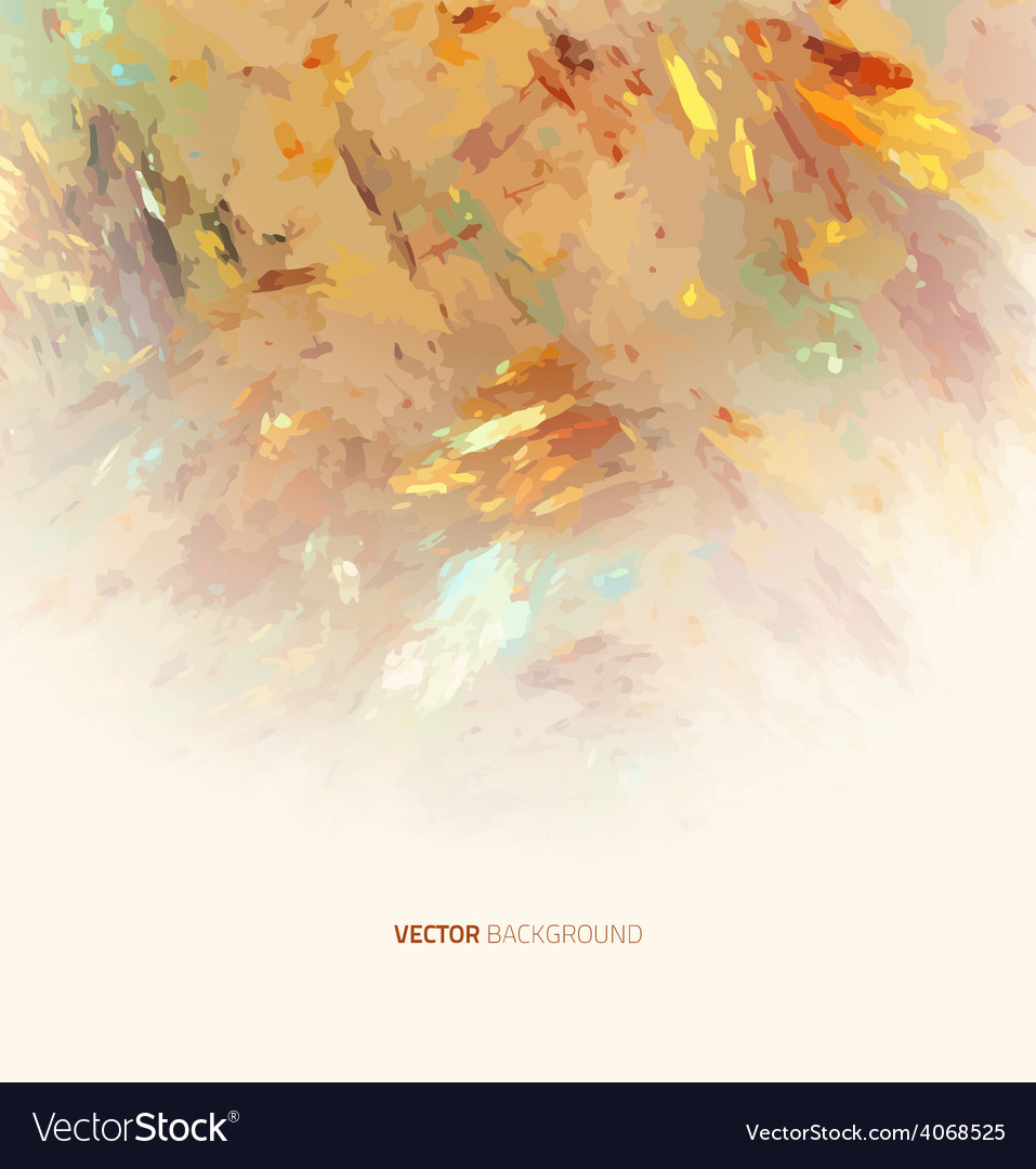 Abstract Background brush strokes