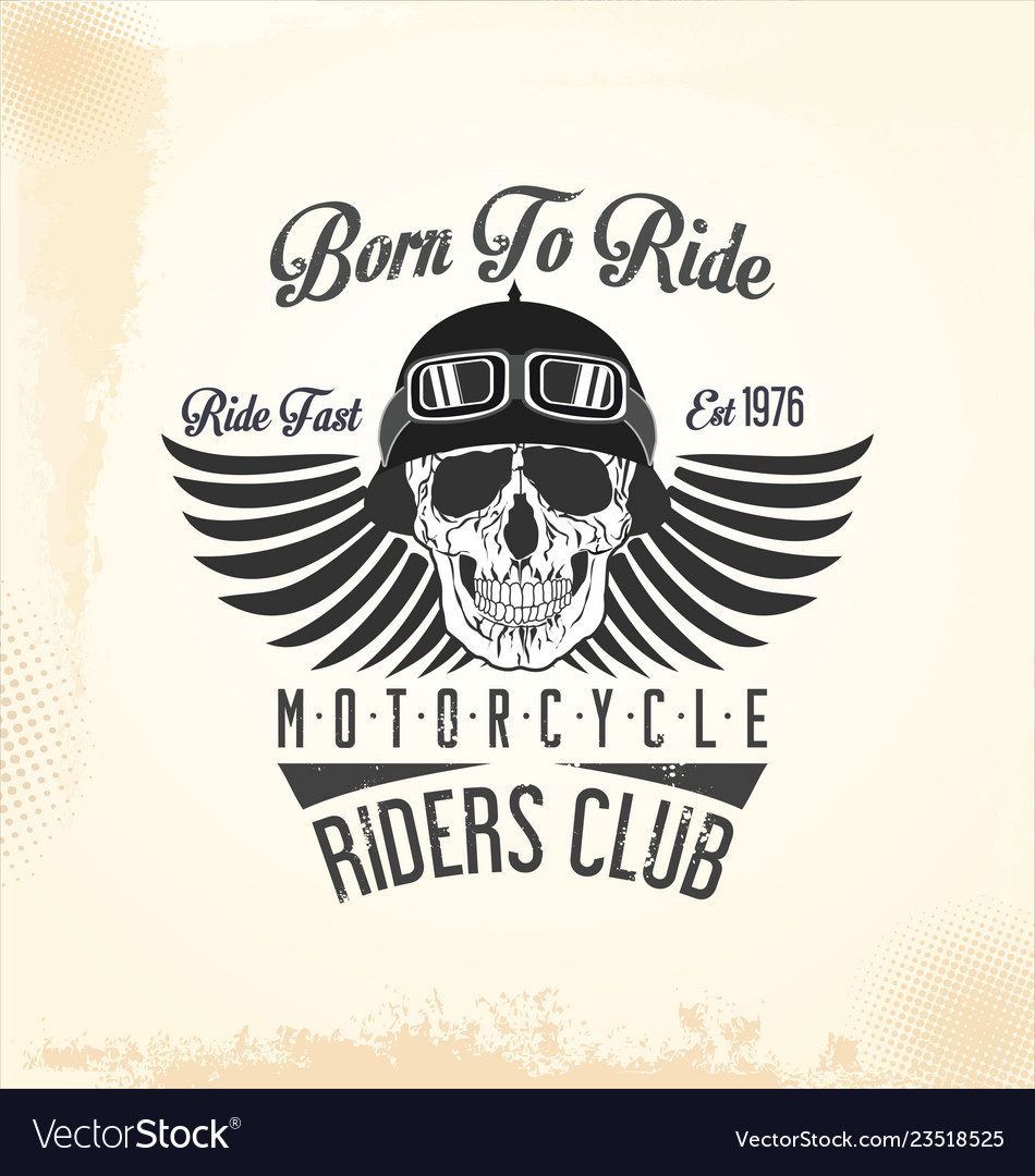 Vintage motorcycle retro background 2