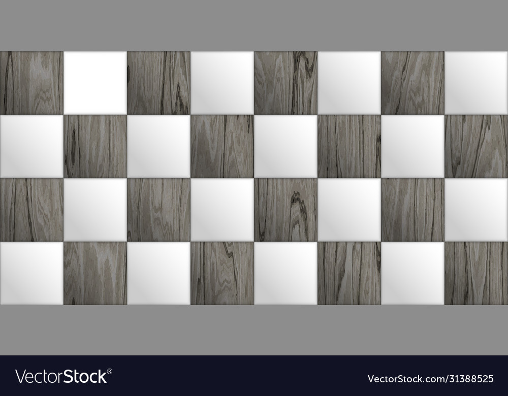Wallpaper wooden and plastic seamless background