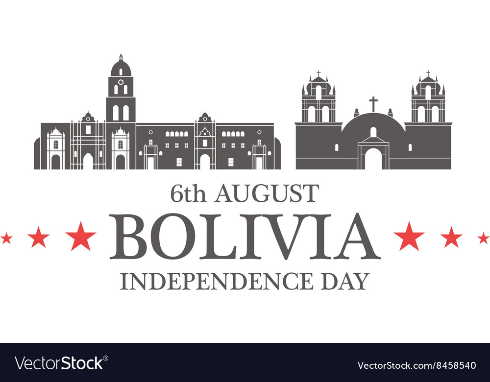 Independence Day Bolivia