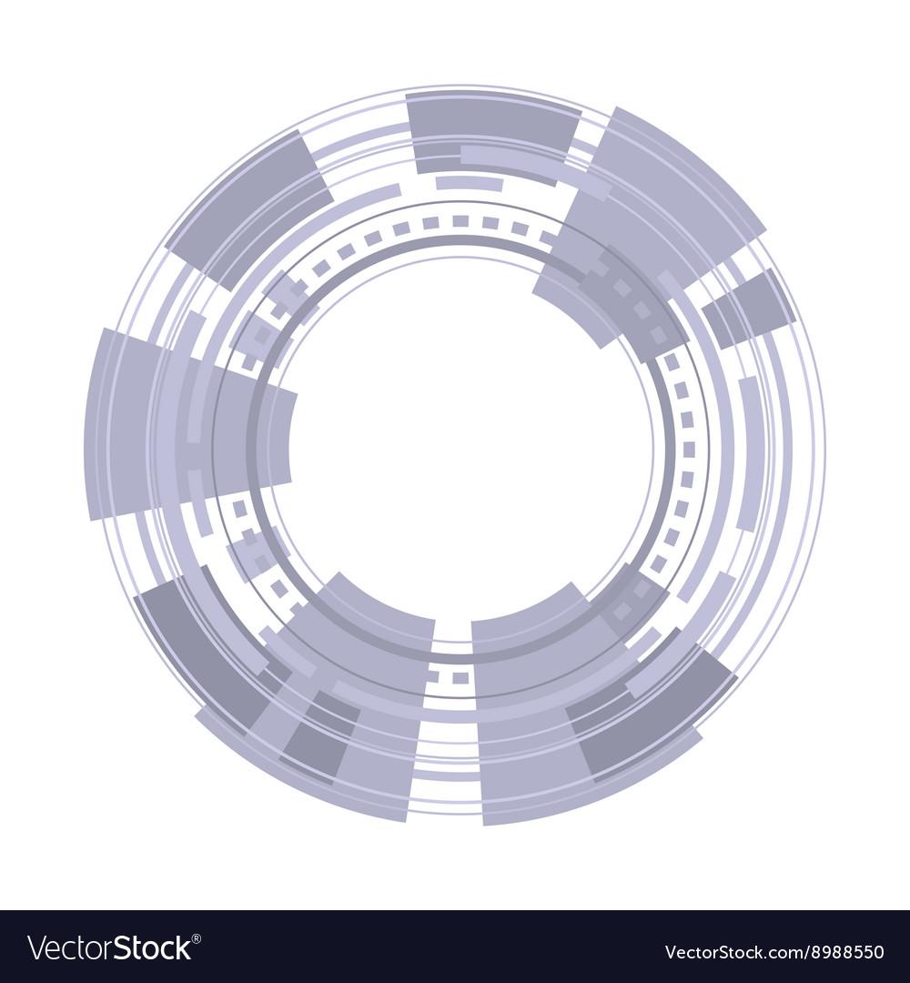 Sci fi Futuristic User Interface