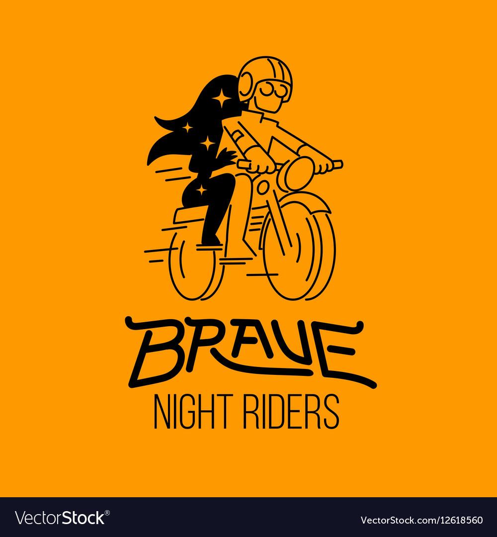 Brave night riders