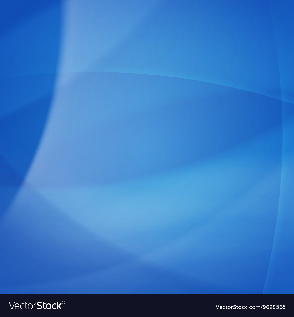 Abstract smooth blue light lines background