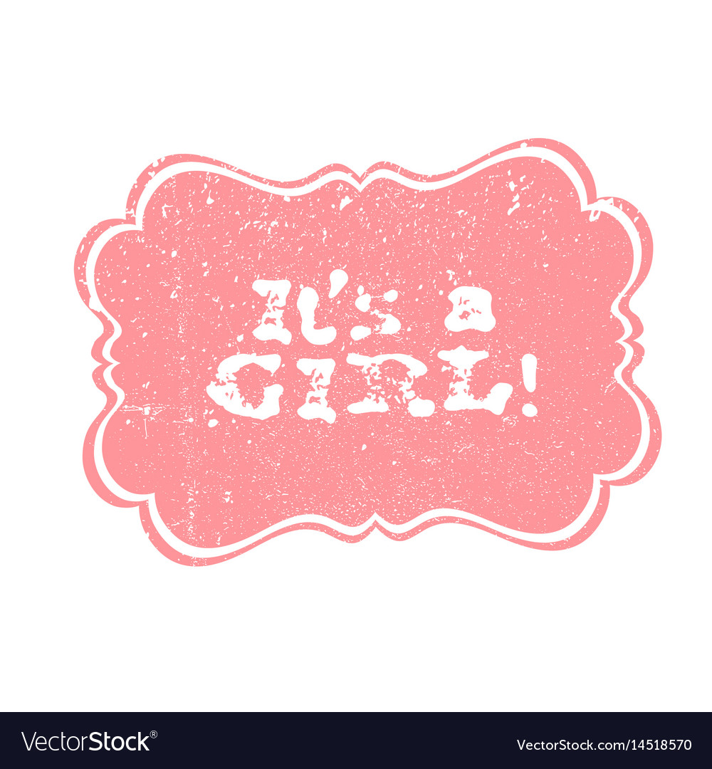 Its a boy lettering its a girl lettering baby