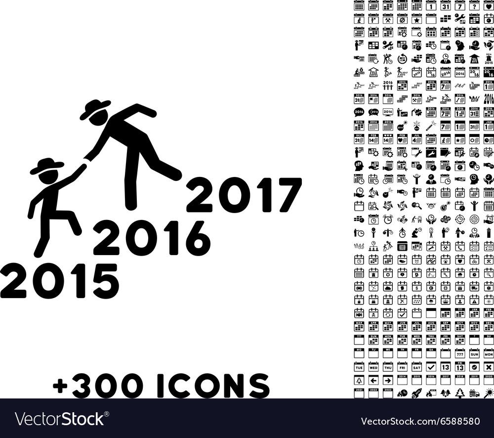 Years Guys Help Icon