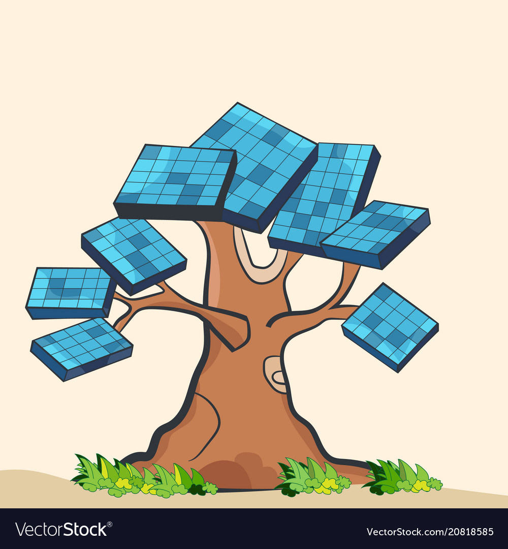Pdf solar tree