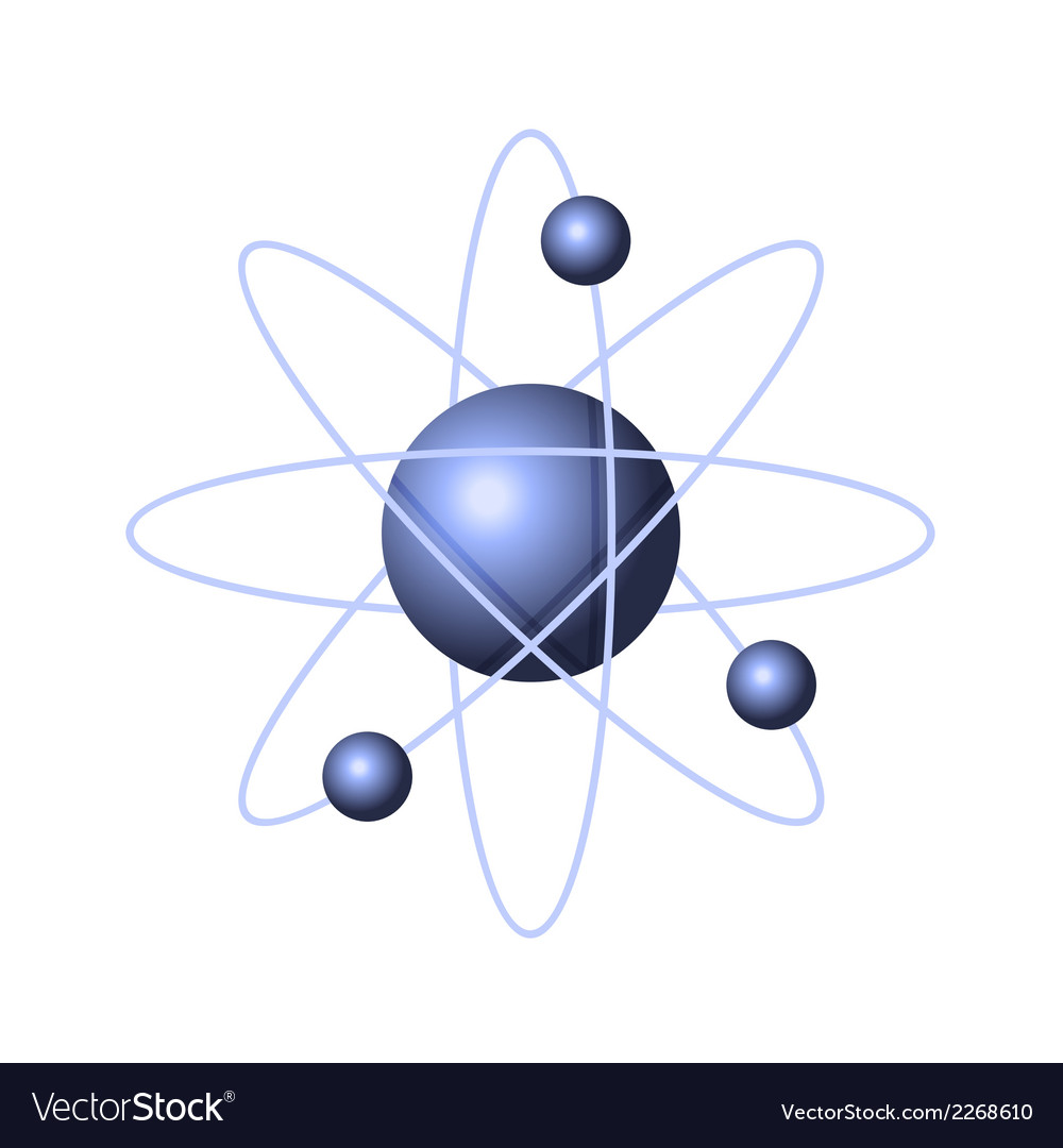 Model of Abstract Atom Structure